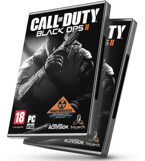 Call Of Duty Black Ops 2 Pc Completo + Dlcs - Juegos Pc