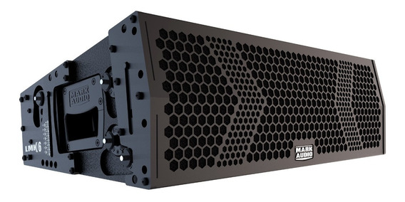 Caixa Line Array Mark Audio Ativa Lmk6 765wrms +garantia
