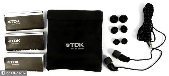 D-005 Fone De Ouvido Tdk Authentic Eb900