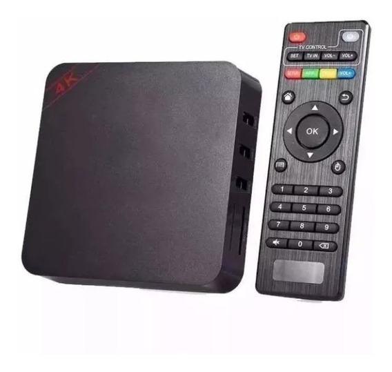 Conversor Transforme Sua Tv Em Smart 4gb Rom 32 Mx9