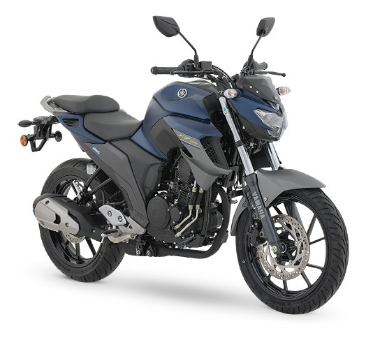 Yamaha Fz 25 2020 Nuevos Colores + Palermo Bikes