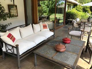 Sillones De Terraza De Fierro Hogar Y Muebles En Mercado