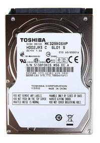 Hd 2.5 Notebook Toshiba 320gb Sata 2 Novo Com Garantia