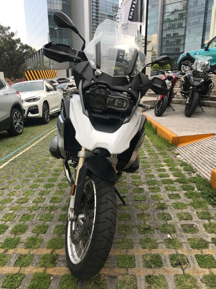 Moto Bmw R1200gs Blanca 2017