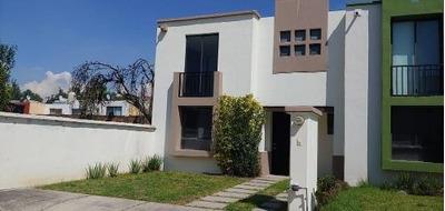 Casa En Renta León Gto Oasis Residencial Con Amplio Jardín