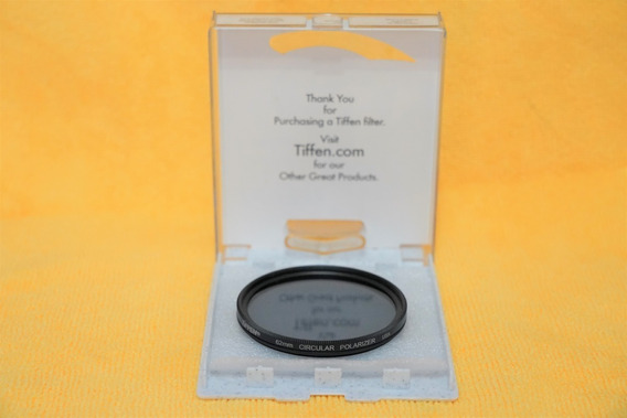Filtro Polarizador Circular Tiffen 62mm (original) Usa