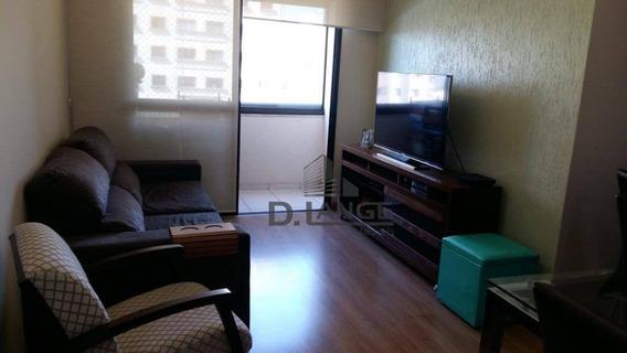 Apartamento Residencial À Venda, Vila João Jorge, Campinas. - Ap16838