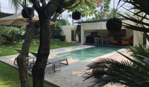 Casa En Fraccionamiento En Real Las Quintas / Cuernavaca - Tbr-796-fr*