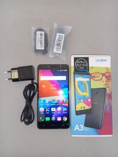 Celular Alcatel A3 Xl Max 32gb Cor Cinza Semi Novo