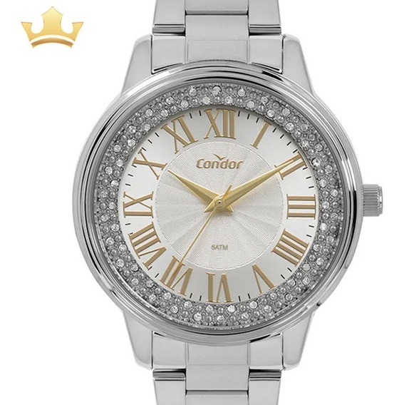 Relógio Condor Feminino Co2036kvg/3k Com Nf