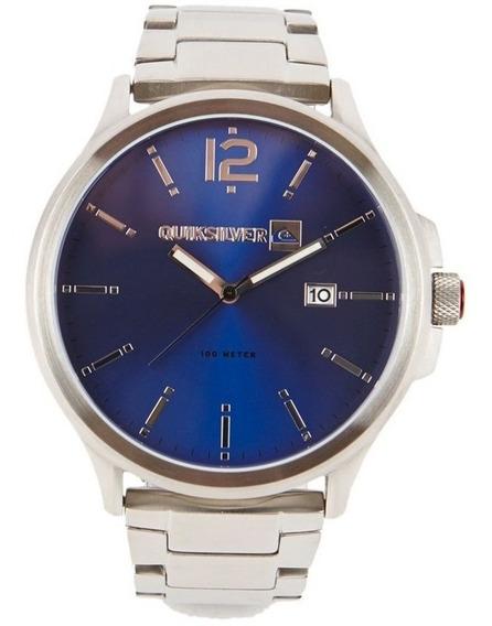 Relógio Quiksilver Beluka Silver Blue