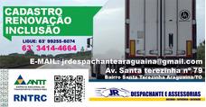 Serviços Jr Despachante Em Araguaína Tocantins