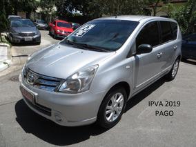 Nissan Livina 1.8 S Flex Aut. 5p 2012/2013