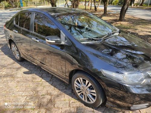 Honda City - 1.5 Ex 16v Flex 4p Automático 2013