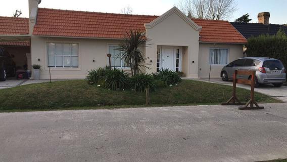 Alquiler Temporario Casa Boulevard Dupuy 4884 Campos De E
