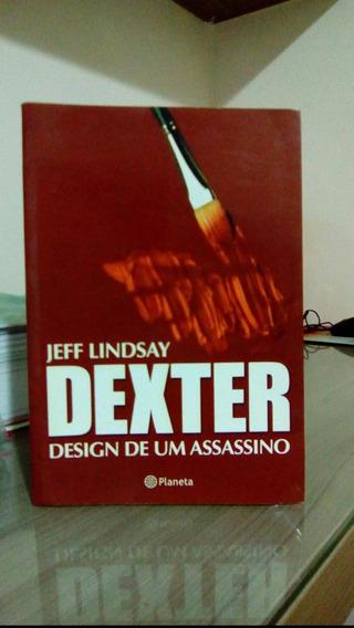 Livro Dexter Design De Um Assassino