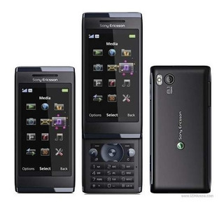 Smartphone Sony Ericsson Aino Negro U10i Wifi Libre Gps