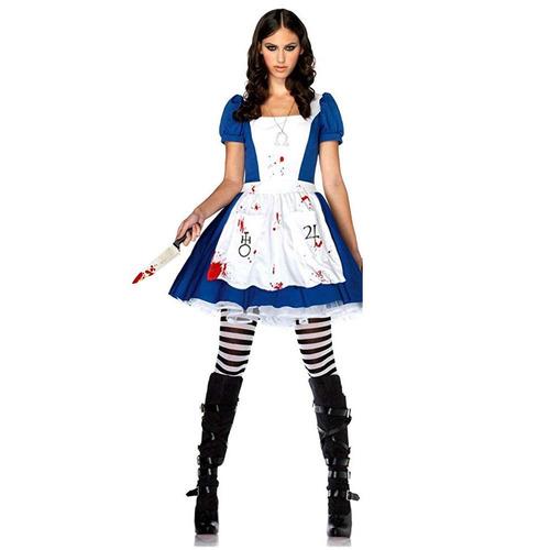 Disfraz De Cos2be Para Alice-locura Devoluciones Alice Co