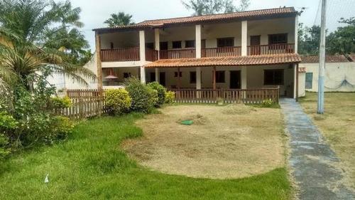 Casa Com 3 Dormitórios À Venda, 450 M² Por R$ 550.000,00 - Itaipu - Niterói/rj - Ca0135