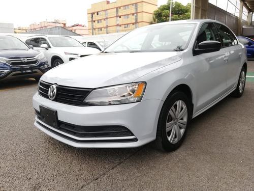 Imagen 1 de 15 de Volkswagen Jetta 2018 2.0 Tiptronic At
