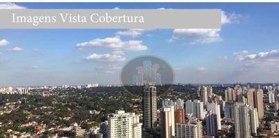 Cobertura Com 3 Dormitórios À Venda, 500 M² Por R$ 7.950.000 - Campo Belo - São Paulo/sp - Co0163