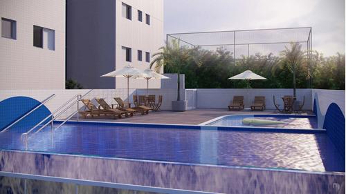 Apartamento Com 2 Dorms, Centro, Mongaguá - R$ 408 Mil, Cod: 993 - V993
