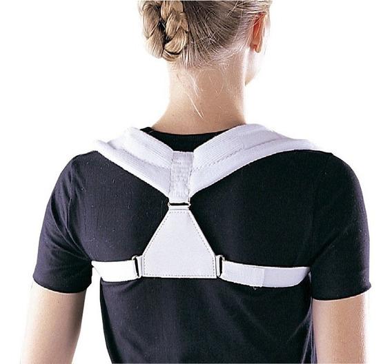 Soporte Clavicular Espalda Nylon Confort Oppo