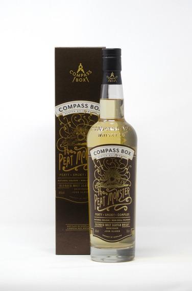 Peat Monster -blend Whisky- Retiro X Palermo