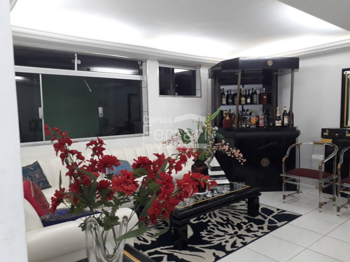 Imagem 1 de 15 de Casa Na Região Lauzane - Cf10313