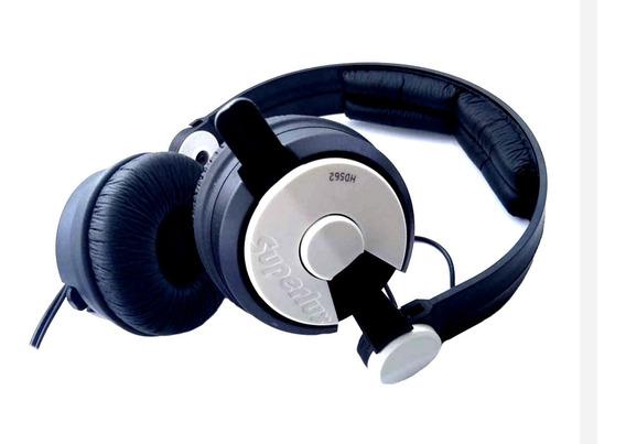 Fone Dj Superlux Hd562 Profissional Headphone Baterista