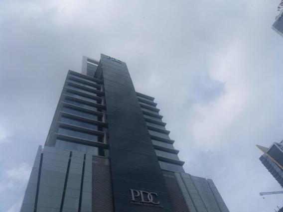 Hermosa Oficina En Alquiler En Obarrio Panamá Cv
