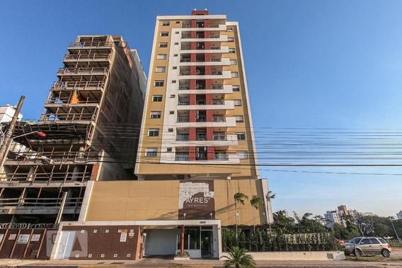 Apartamento No 7º Andar Mobiliado Com 3 Dormitórios E 1 Garagem - Id: 892949001 - 249001