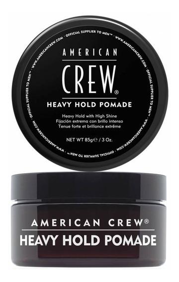 Cera American Crew Heavy Hold Pomade 85g.