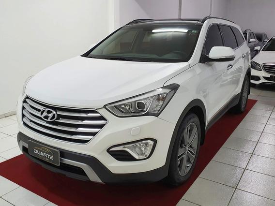 Hyundai Grand Santa Fé 2015 3.3 7 Lugares Autom - Impecável