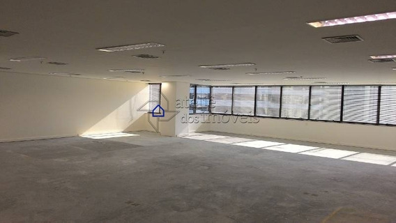 Excelente Conjunto Comercial - Brooklin - 206 Metros - 05 Vagas De Garagem !!! - Cj0274ati