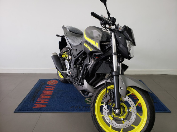 Yamaha - Mt 03 - 321 Cc Abs Promoção!