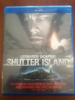 Pelicula Shutter Island Bluray Original