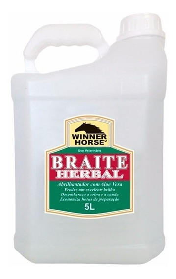 Braite Herbal Abrilhantador - 5 Litros