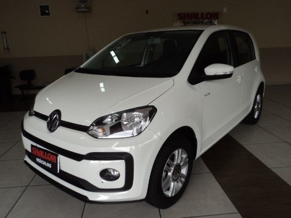 Volkswagen Up! 1.0 Move 5p 2018/2019 Branco