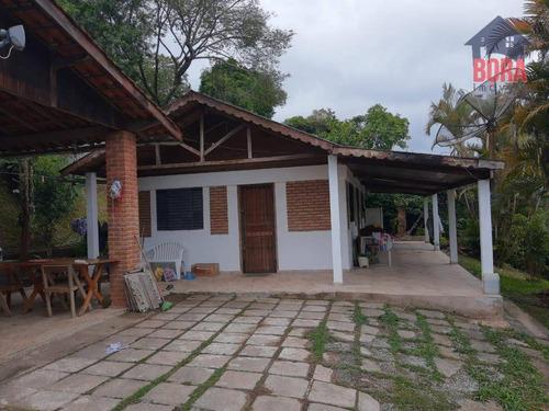 Chácara Com 3 Dormitórios À Venda, 1200 M² Por R$ 500.000,00 - Ypeville - Mairiporã/sp - Ch0367