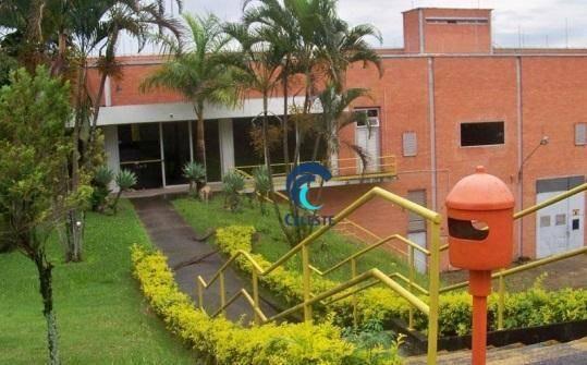 Galpão Para Alugar Dutra, 6214 M² - Condomínio Fechado - São José Dos Campos/sp - Ga0078