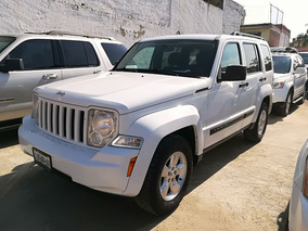 Jeep Liberty Sport 4x2 At 2012 Desde $5,060
