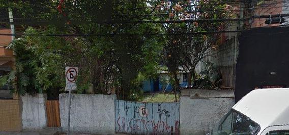 Ultimo Terreno Na Villa Olímpia - Te1337