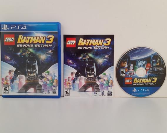 Lego Batman 3 Beyond Gotham Ps4 Midia Física Original