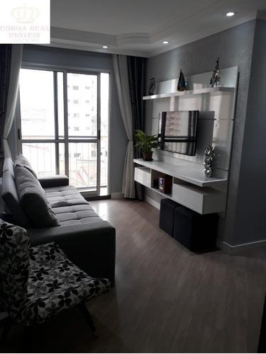 Imagem 1 de 27 de Apartamento - Ap00381 - 68416235