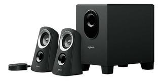 Bocinas Para Pc Logitech Z313 2.1 Subwoofe Stereo 980-000401
