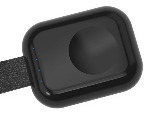 Cargador Portable Power Bank W4 Reloj Watch Magnetico