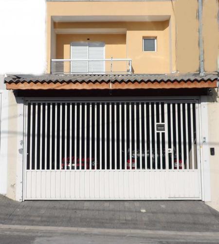 Sobrado Com 3 Dorms, Paulicéia, São Bernardo Do Campo - R$ 742 Mil, Cod: 2714 - V2714