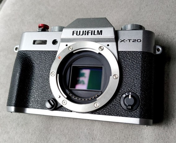 Câmera Fujifilm X-t20 Fuji Como X-t2 X-t30 Ótimo Estado