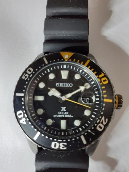 Relógio Seiko Solar Divers V157Sne441p1